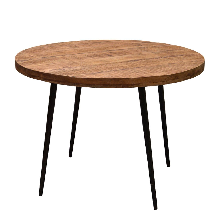 Eigenschaften Tischplatte 120 Cm Rund Tischplatte Aus Mangoholz