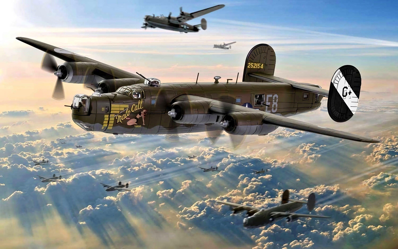 Обои bomber, b. Авиация foto 9