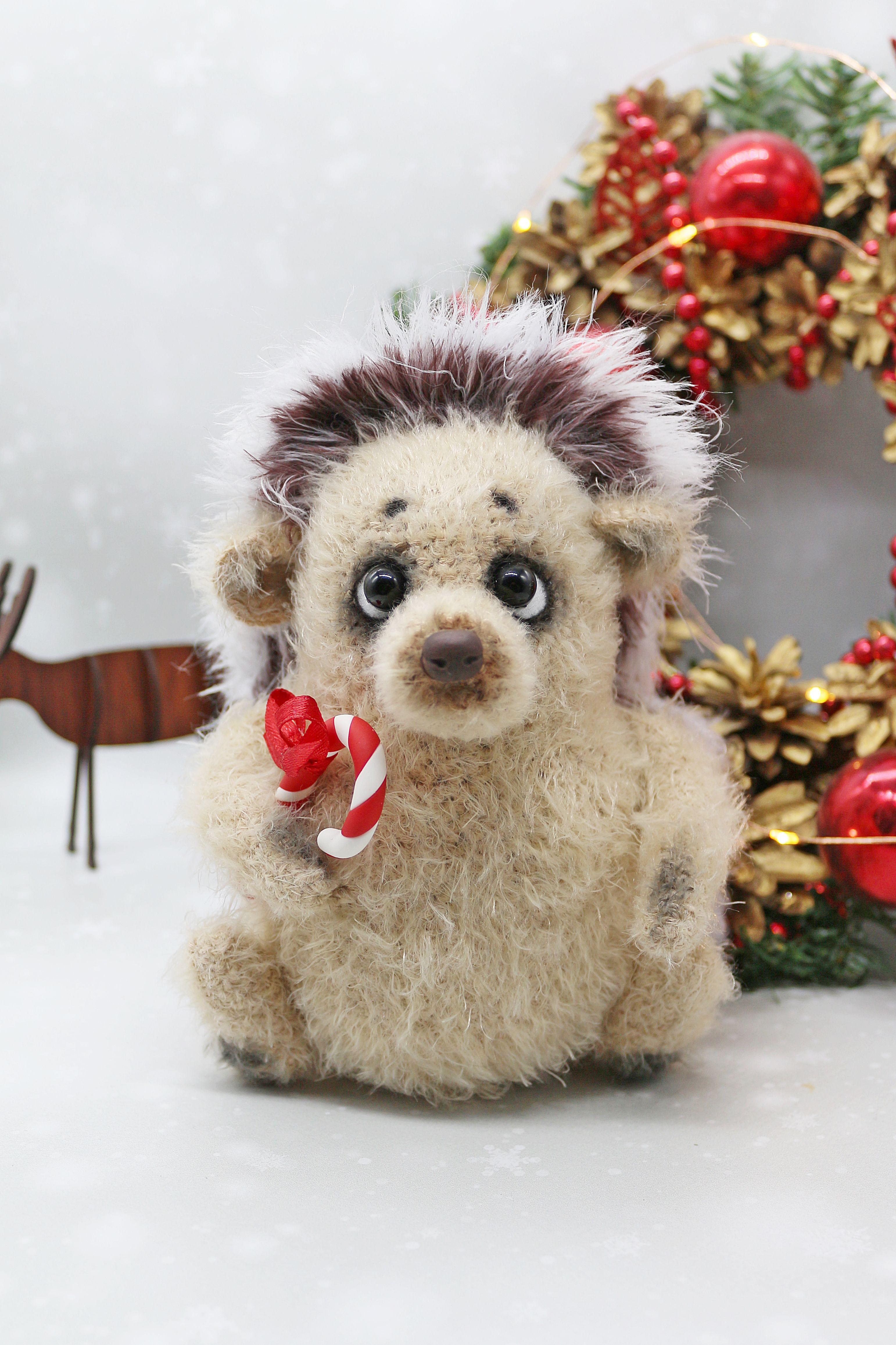 Cute Beige Hedgehog Crochet Amigurumi Animal Interior Toy 5 Etsy Toys Pet Toys Baby Hedgehog [ 4626 x 3084 Pixel ]