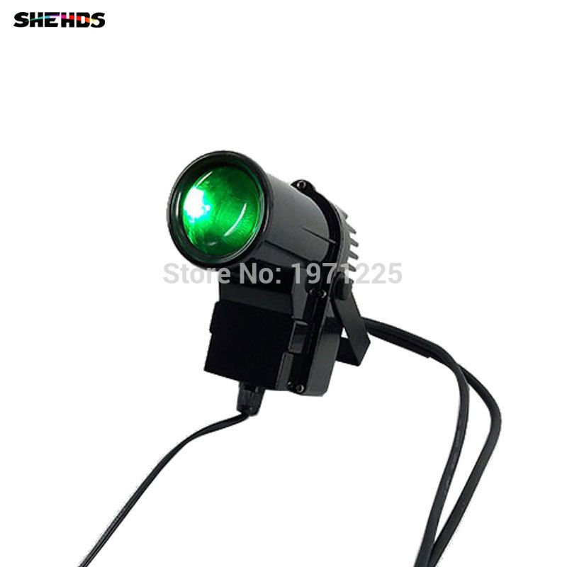 The Lastest 10W Spotlight LED RGBW 4in1 led pin spot Beam lights for