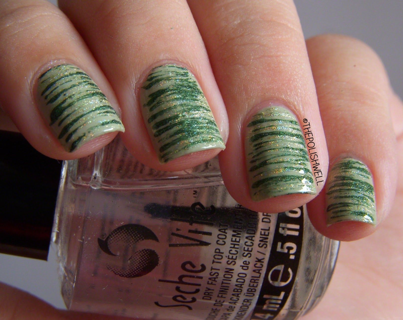 The Polish Well: Nail Ideas: St. Patrick\'s Day Manicure! | Nails ...