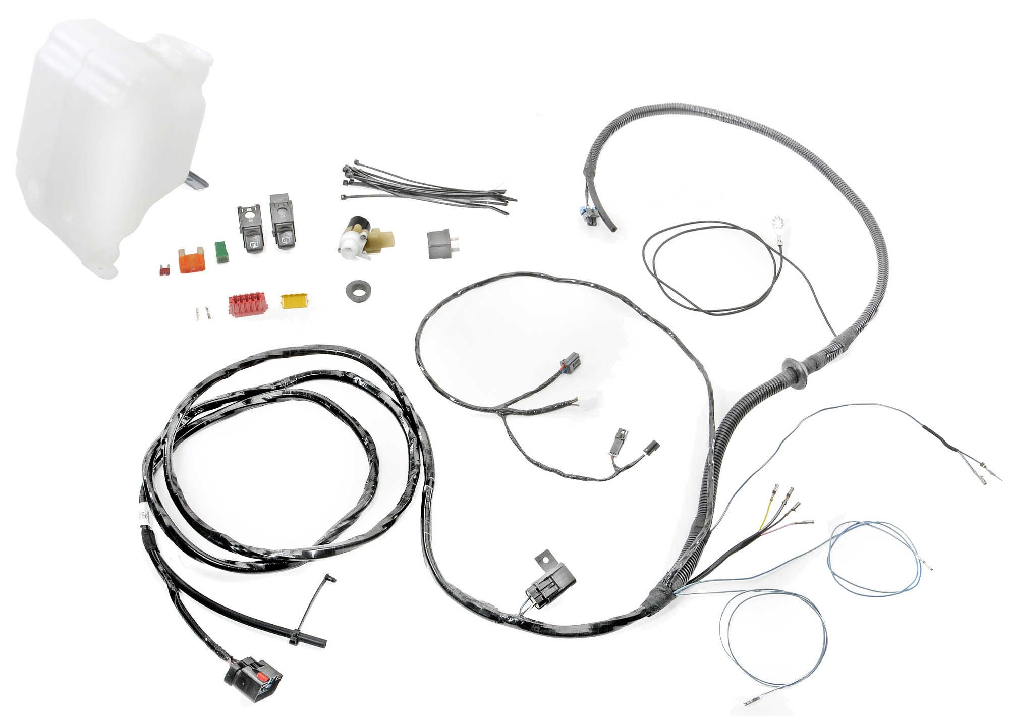 This nd new OE MOPAR® Hard Top wiring kit includes ... Jeep Wrangler Hardtop Wiring Harness on jeep wrangler trailer wiring, geo tracker wiring harness, jeep grand wagoneer wiring harness, jeep tail light wiring harness, dodge dakota wiring harness, 2001 jeep wiring harness, amc amx wiring harness, 2004 jeep wiring harness, jeep wiring harness diagram, jeep transmission wiring harness, honda cr-v wiring harness, chevy aveo wiring harness, chrysler pacifica wiring harness, hummer h2 wiring harness, jeep wrangler wiring sleeve, mazda rx7 wiring harness, jeep wrangler wiring connector, pontiac bonneville wiring harness, chevy cobalt wiring harness, jeep patriot wiring harness,