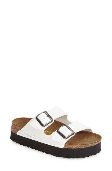 fcdfd48f8915 Papillio by Birkenstock  Arizona  Birko-Flor Platform Sandal (Women)