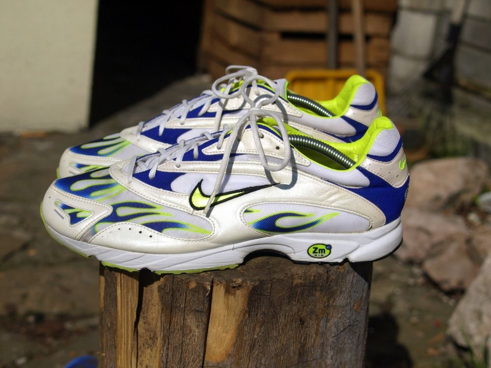 new product 90034 0bccf Nike Air Streak spectrum flame lime og rare vintage - photo 15