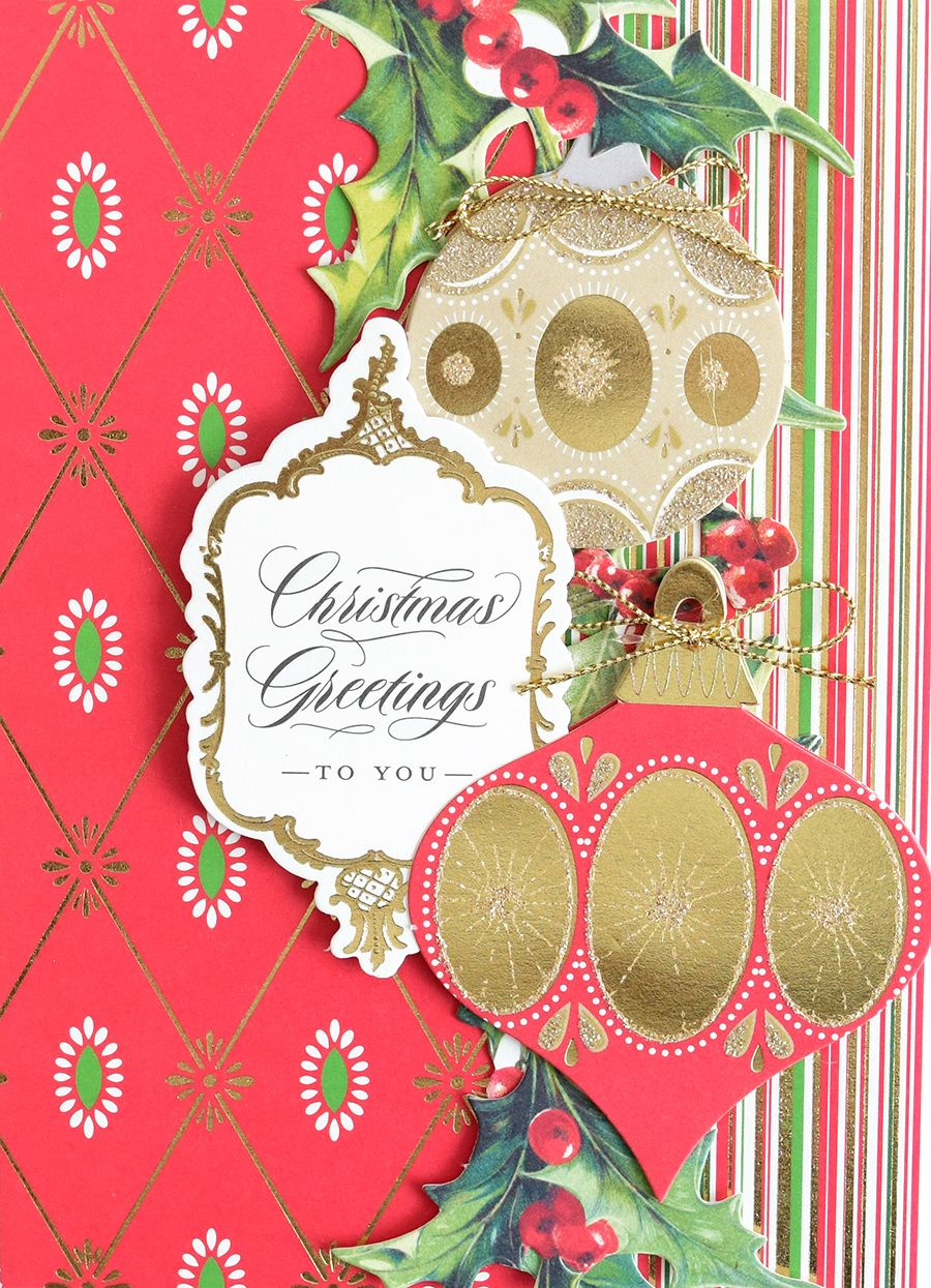 Hsn October 9th 2018 Christmas Patterned Cardstock Holiday Paper