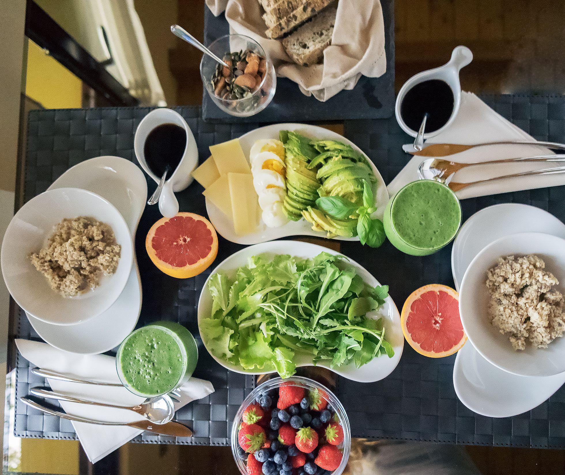 7 syytä syödä terveellinen aamupala / http://www.monasdailystyle.com/2016/10/15/7-syyta-syoda-terveellinen-aamupala/