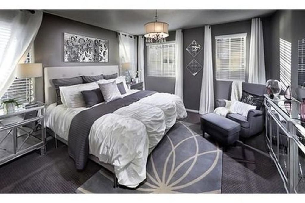 32++ Master bedroom ideas in grey formasi cpns