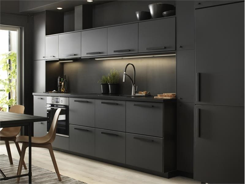 inter ikea group newsroom ikea kungsbacka kitchen front made from recycled pet bottles. Black Bedroom Furniture Sets. Home Design Ideas