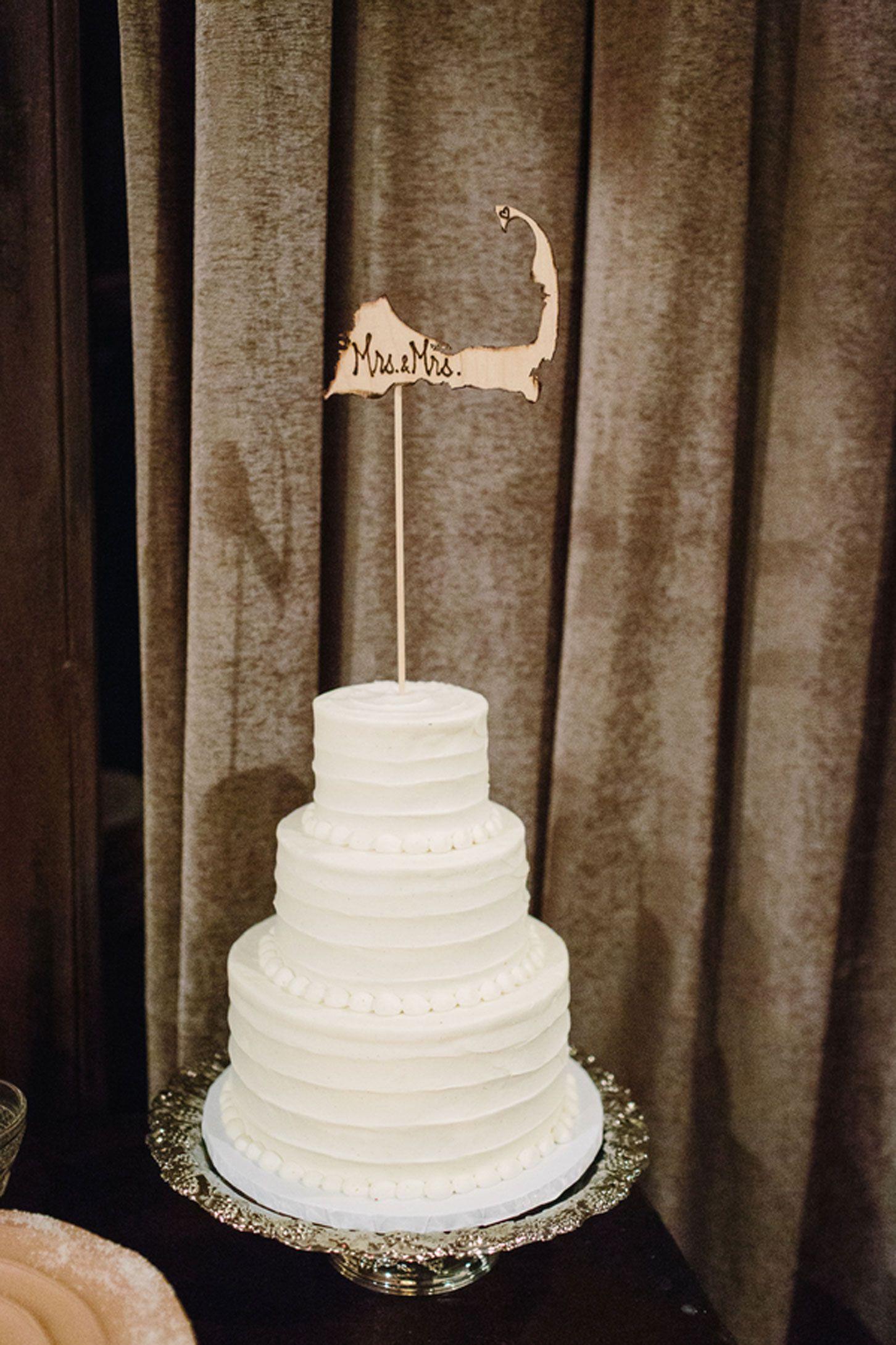 Mrs. & Mrs. Winery weddings, Elegant wedding menu