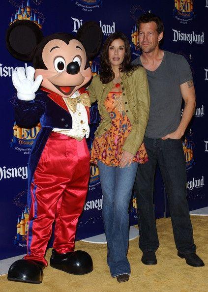 Is James Denton Married  to teri hatched   James+Denton+Teri+Hatcher+Disneyland+50th+bCremuuxWC6l - Desperate ...