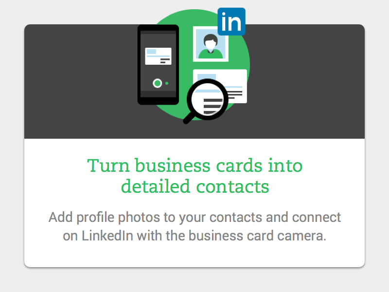 Evernote Business Card Camera for Android | Evernote, Business cards ...