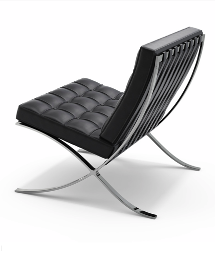 barcelona chair ludwig mies van der rohe | simple •• design
