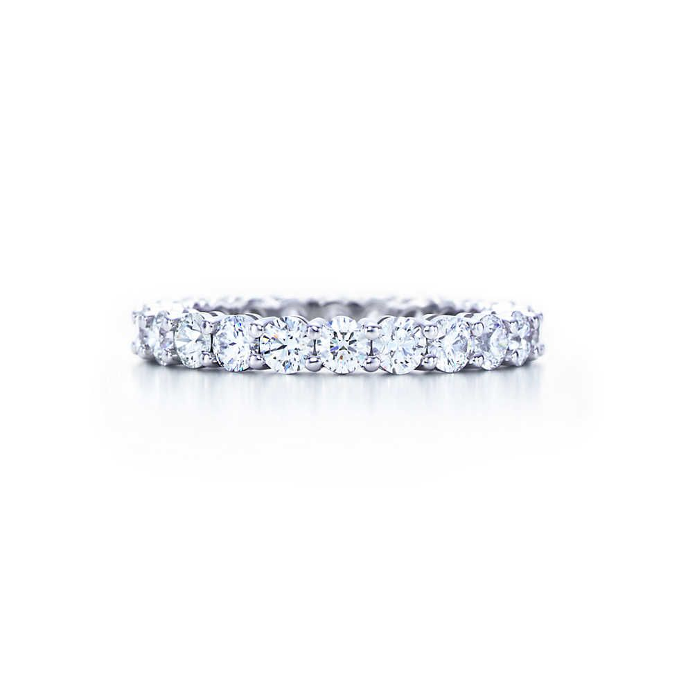 Tiffany Co Tiffany Wedding Rings Diamond Wedding Bands Eternity Band Diamond