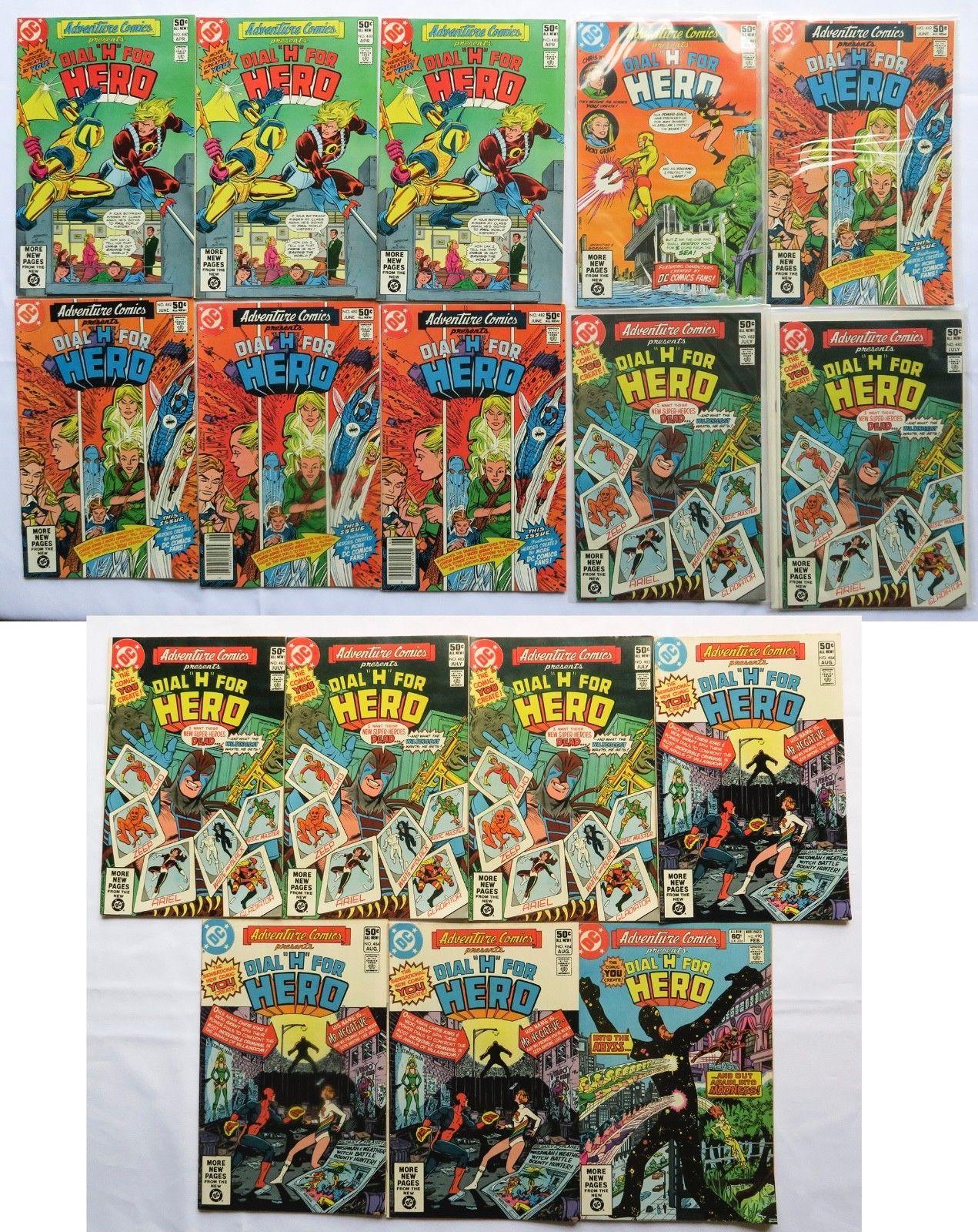 Adventure Comics Presents Dial H For Hero Dc Comics Comic