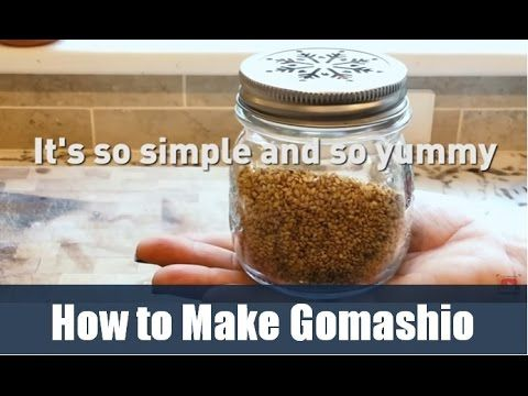 In this video, learn from Dr. Berg how you can make your own Gomashio.   Video: https://www.drberg.com/blog/recipes/how-to-make-gomashio