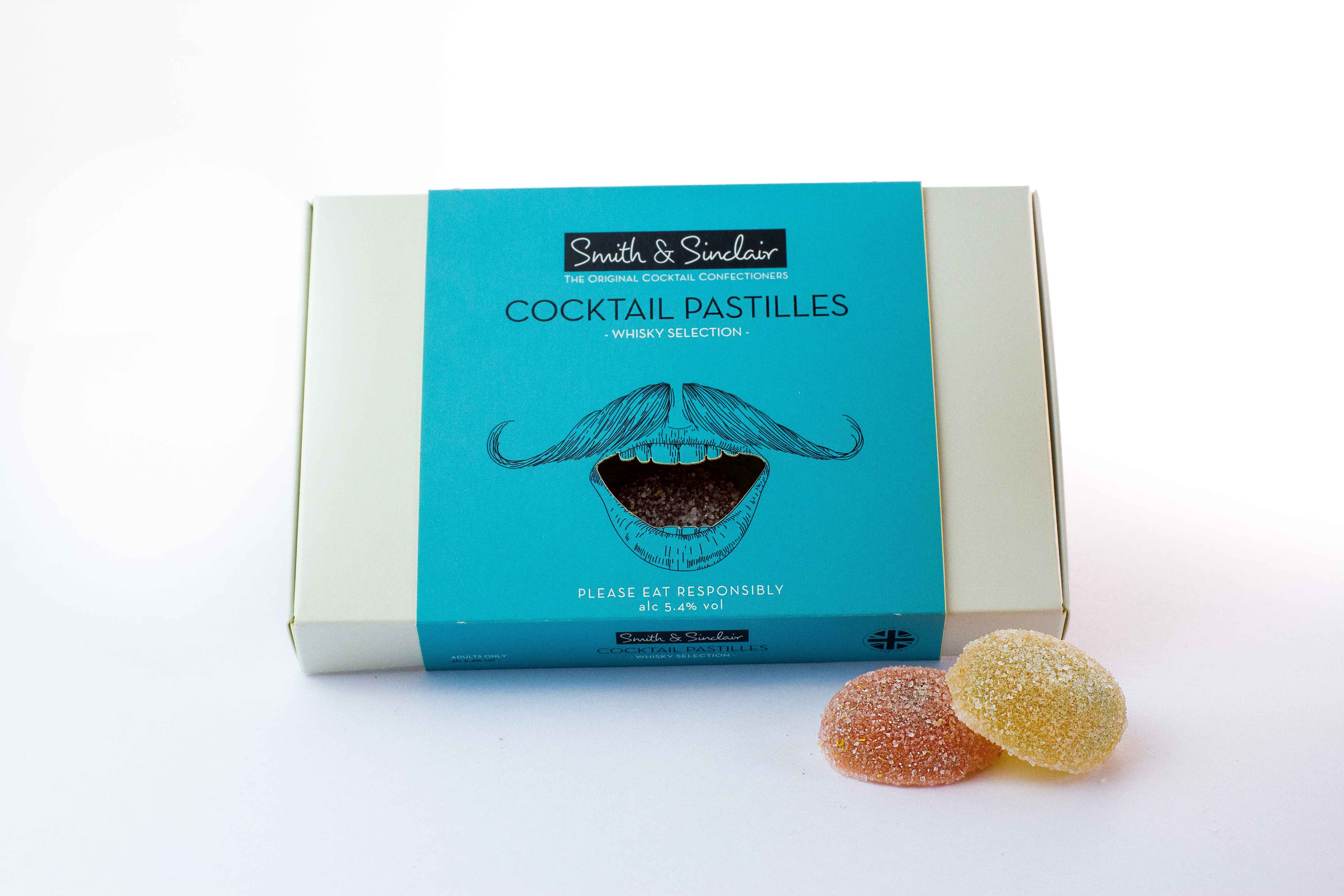 Eat your drink with confectioners Smith & Sinclair's luxury boozy sweets (6-8% abv). Replicating the experience of cocktail sipping, this moreish 12-piece gift box is the perfect gift or indulgent treat. Choose from a selection of gin, whisky and rum based sweets for just 500 points.  Find out more about the Rewards program here: http://www.squaremeal.co.uk/rewards