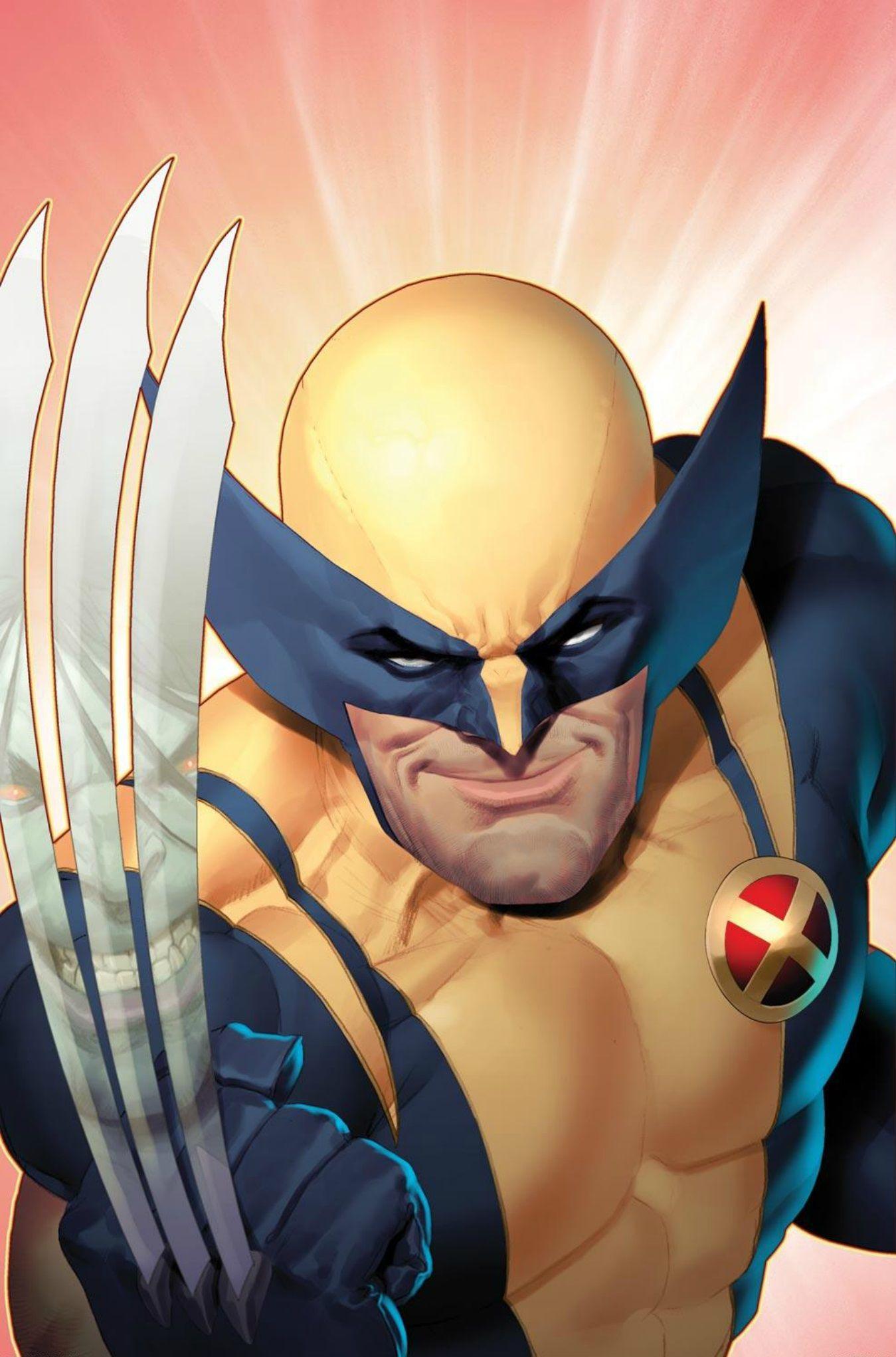 be77b1e2b8f Wolverine by Ariel Olivetti