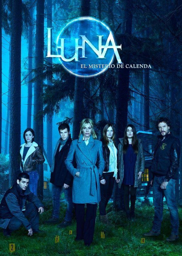 Luna, el misterio de Calenda (TV Series 2012- ????)