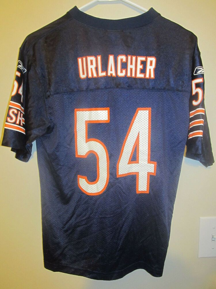a4abfc53 Brian Urlacher - Chicago Bears Jersey - Reebok Youth Large #Reebok ...