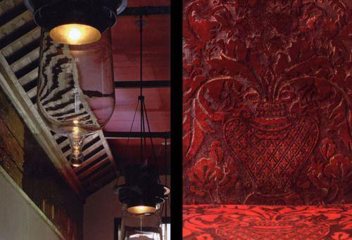 Hotel Interior by interior designer Lazaro Rosa Violan
