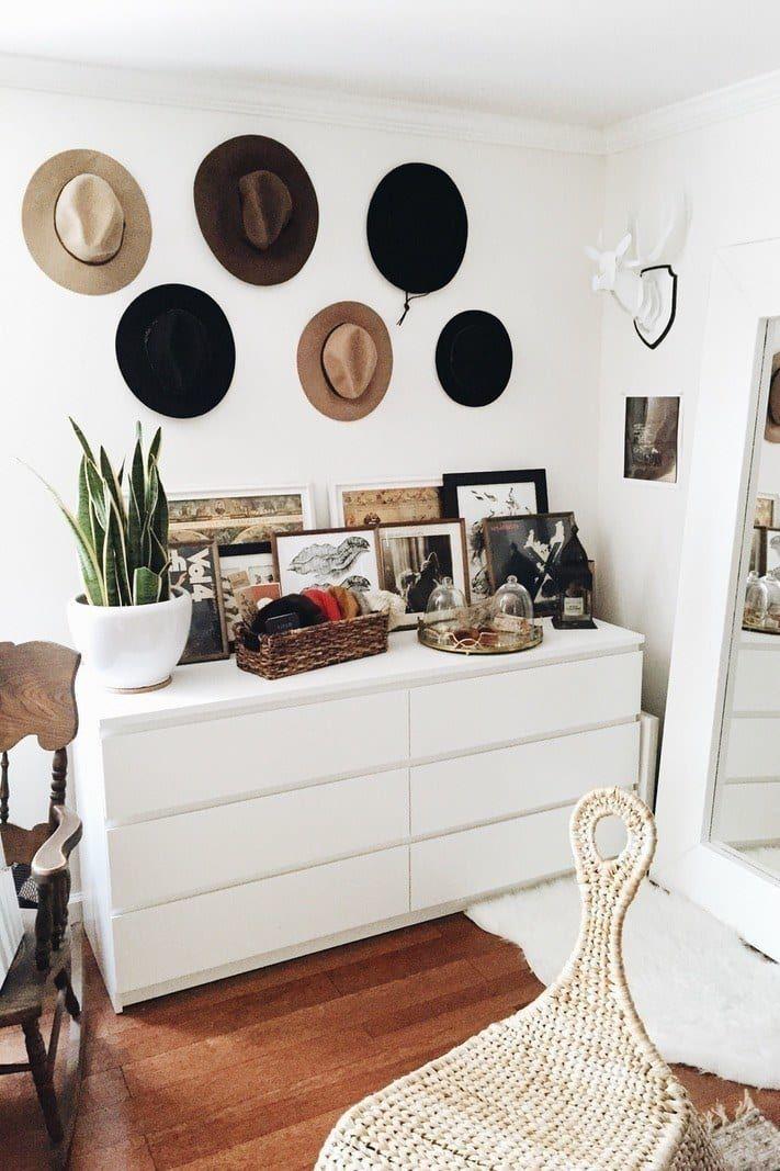 21 ideas para decorar tu cuarto de forma f cil lind sima y barata decoraci n de interiores - Decoracion barata hogar ...