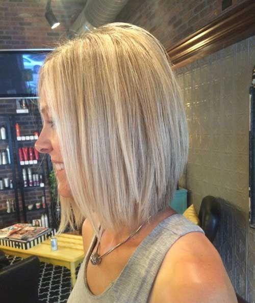 30 Best Bob Haircuts For Fine Hair Bob Haircut And Hairstyle Ideas Haircuts For Fine Hair Thin Hair Haircuts Bob Haircut For Fine Hair