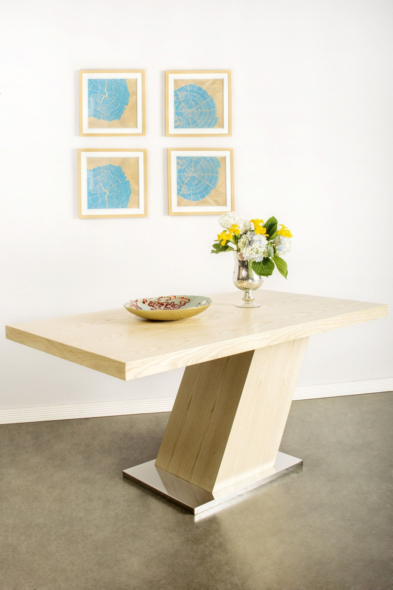 SK-1517T2-Mauricio Dining Table