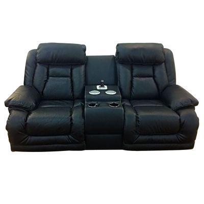 Comfy Double Chair For Our Xbox Library Room Comfy Leather Chair