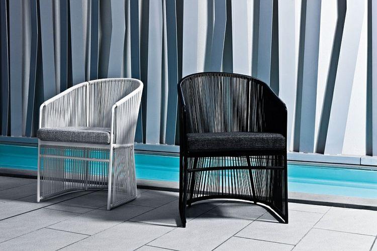 Outdoor Lounge Möbel mit italienischem Design - HWJJ户外家具