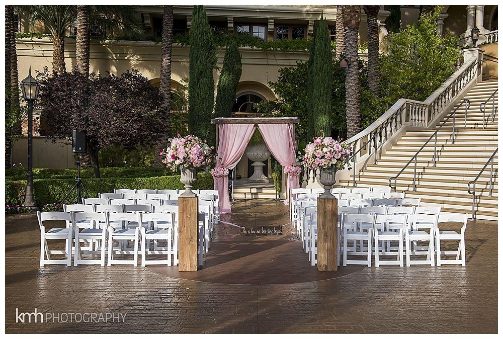 Las Vegas Wedding Planner Green Valley Ranch Garden Theme