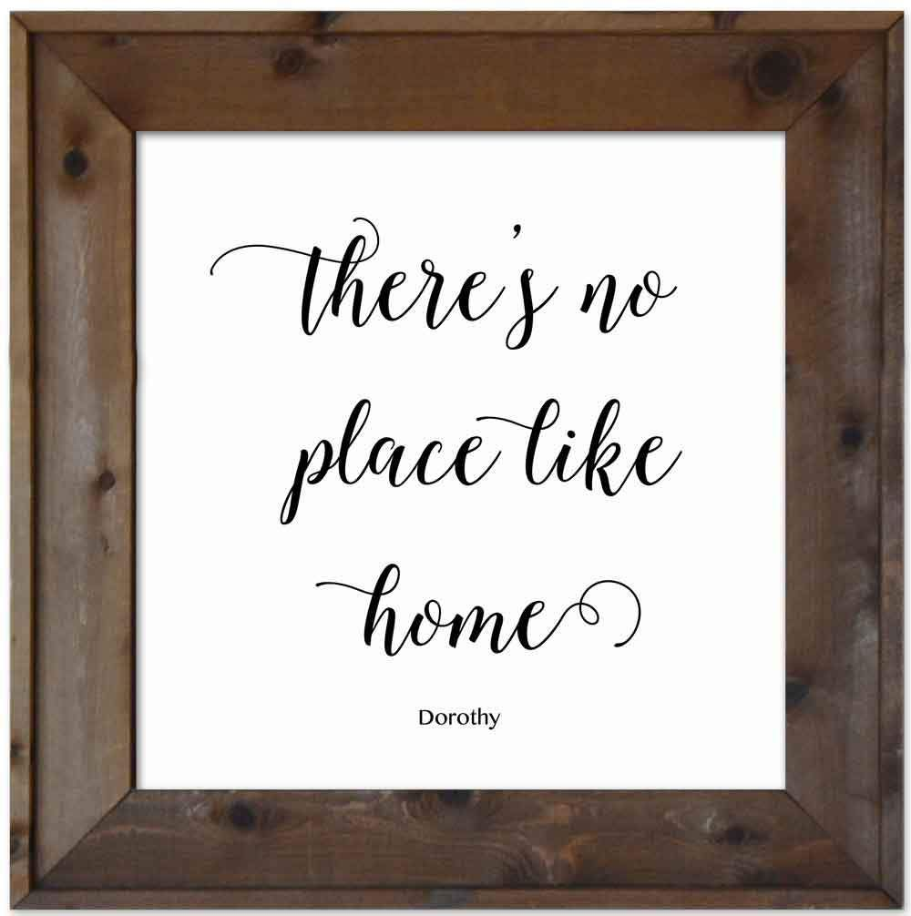 There's No Place Like Home images
