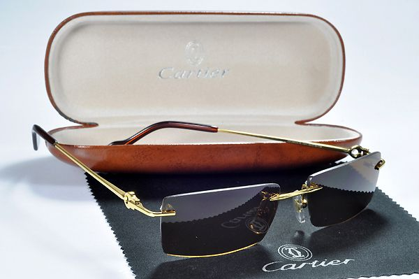 5d4fd6e9e4 Elegant Cartier sunglasses for men - Be Smart and Stylish