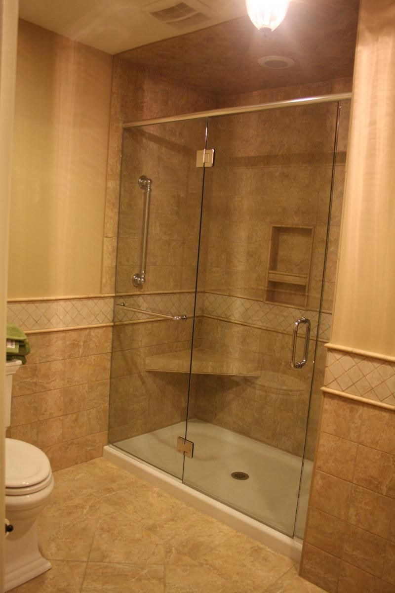 creative large homesfeed bathroom door shower interior in info your remodel vanity glass awesome idea small bath estimation medium draft size black ideas bathtub frame classy decoration with design remodeling estimator color room home aloin simple brown light under luxury decor cost