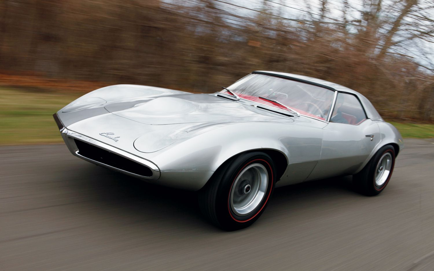 1965 pontiac banshee the story of xp 833 photo gallery