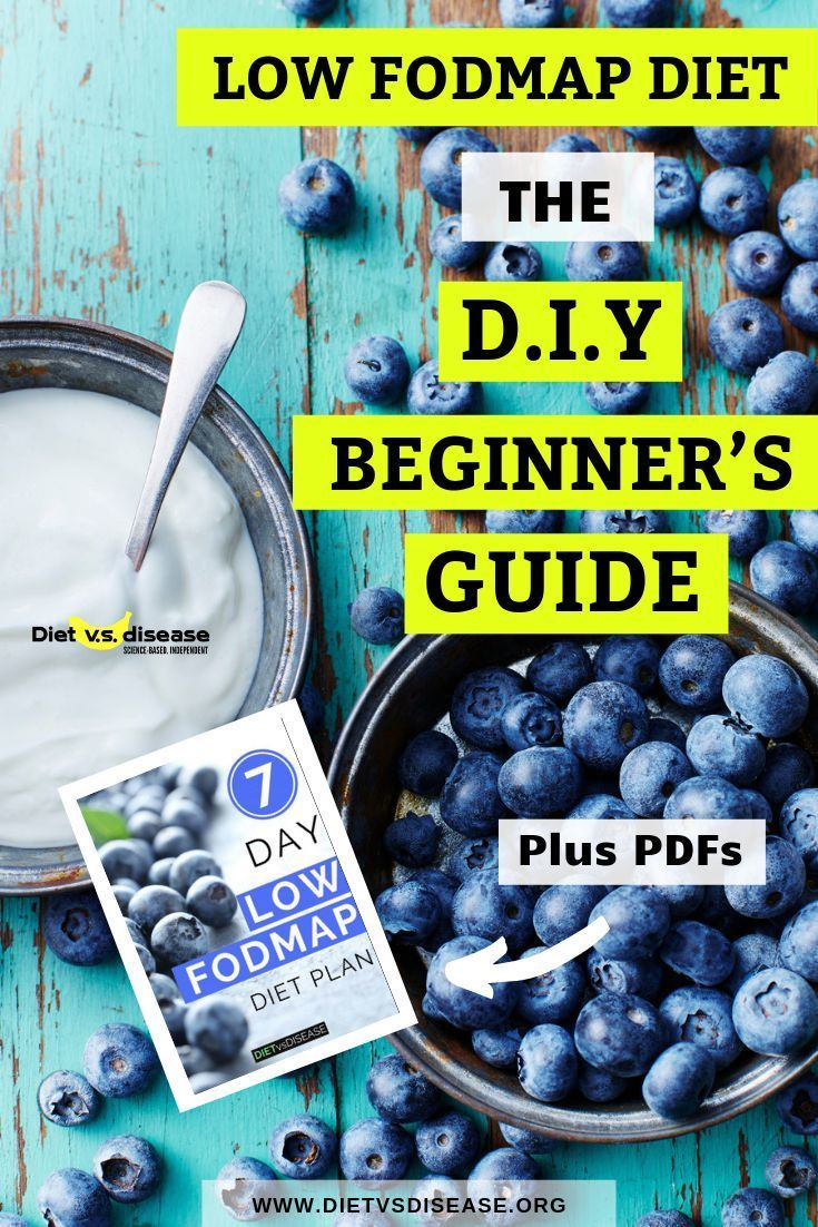 Low FODMAP Diet The D.I.Y Beginner's Guide (Plus PDFs