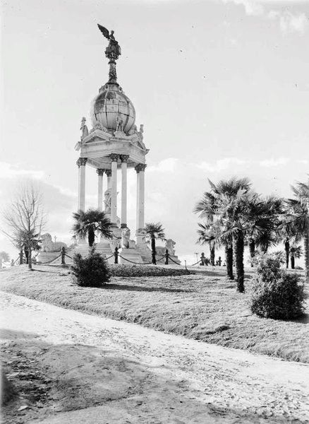 Spain - 1937. - GC - Madrid - parque-del-oeste/
