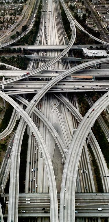 Southern California Has Excellent Freeways With Images