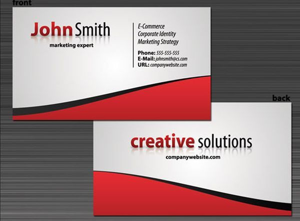 Graphics design card google search moodboard fr matkort real this graphic design tutorial will show you a way to create a standard two sided business card design in adobe photoshop reheart Gallery