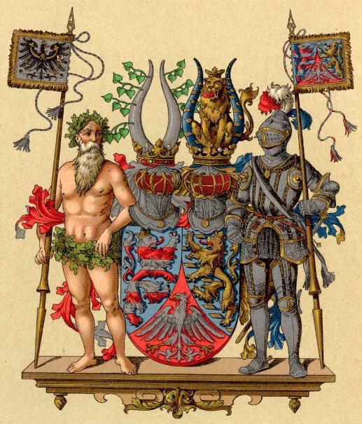 hessen coat of arms family crests pinterest hesse arms and european history. Black Bedroom Furniture Sets. Home Design Ideas