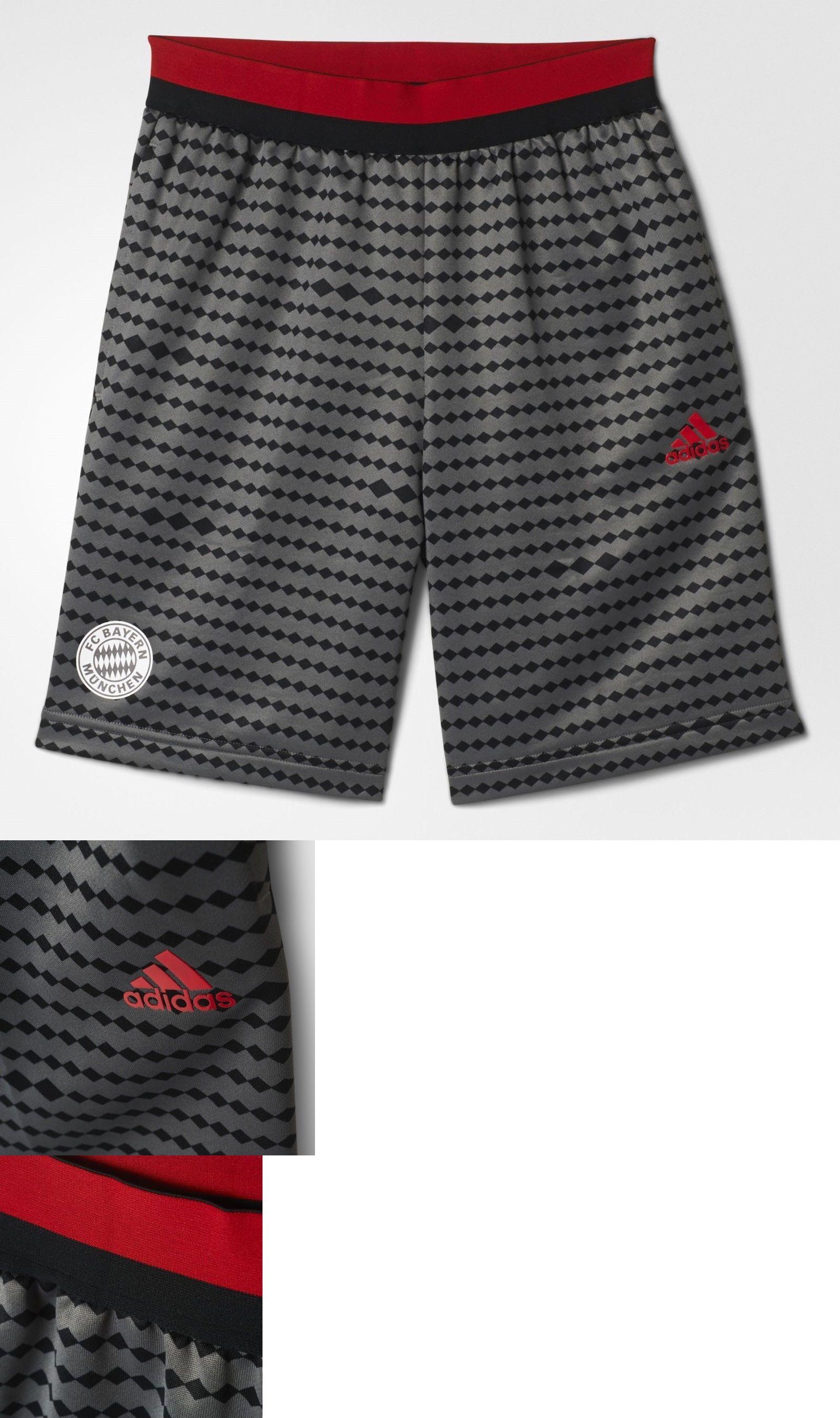 Shorts 175655  Adidas Boys Girls Youth Bayern Munich Soccer Shorts Nwt  Size  Youth Large -  BUY IT NOW ONLY   18.98 on  eBay  shorts  adidas   girls  youth ... ef4595c92e
