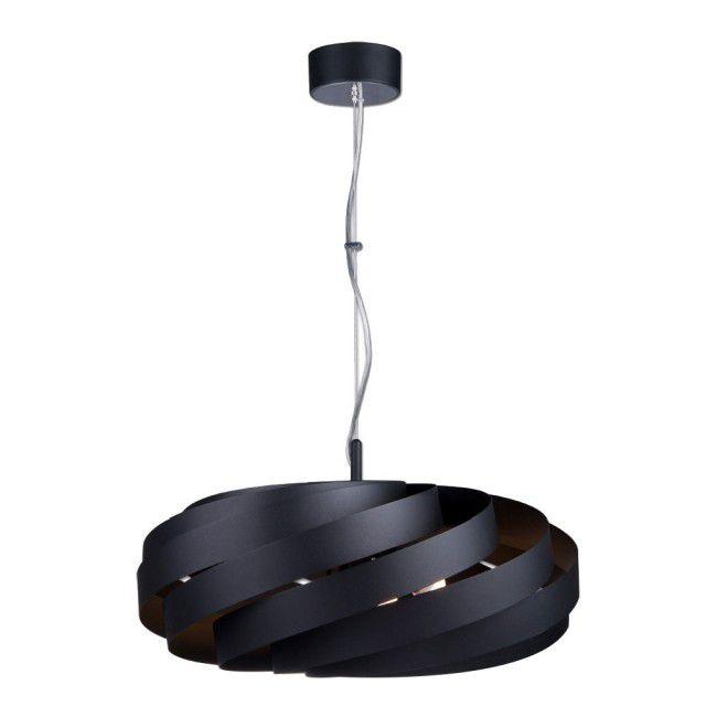 Lampa Wiszaca Vento 4 X 40 W E27 Czarna Lampy Wiszace Lampy Scienne I Sufitowe Pendant Lamp Lamp Black Pendant Lamp
