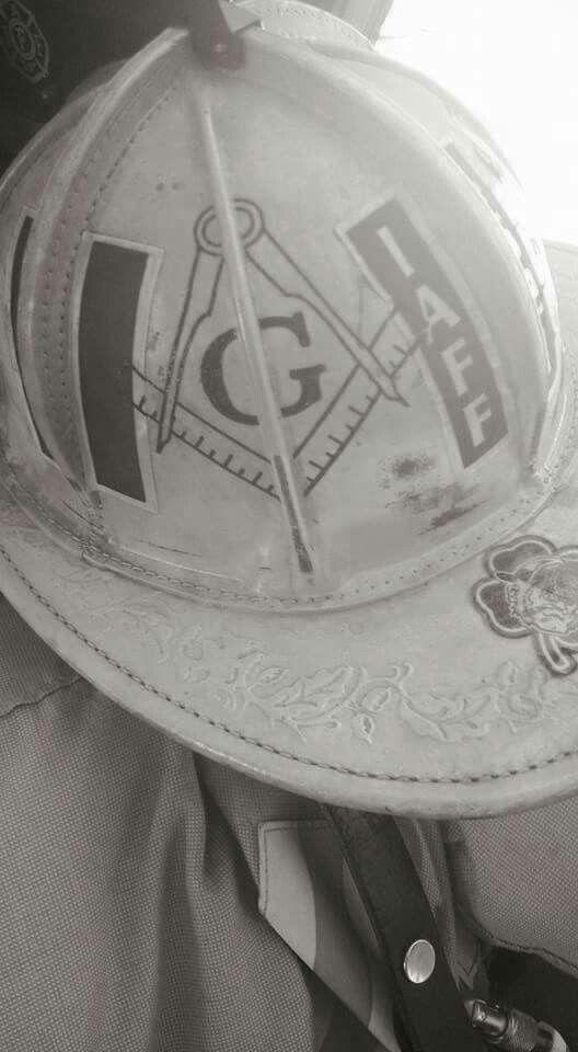 International Association Of Firefighters Masonic Fire Helmet Fire Helmet Masonic Masonic Lodge