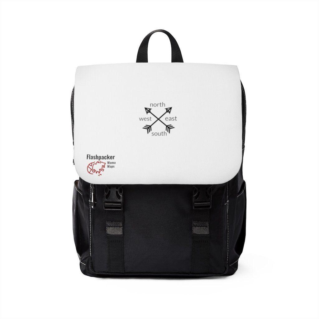 Flashpacker Mama Shoulder Backpack  8246444d22292