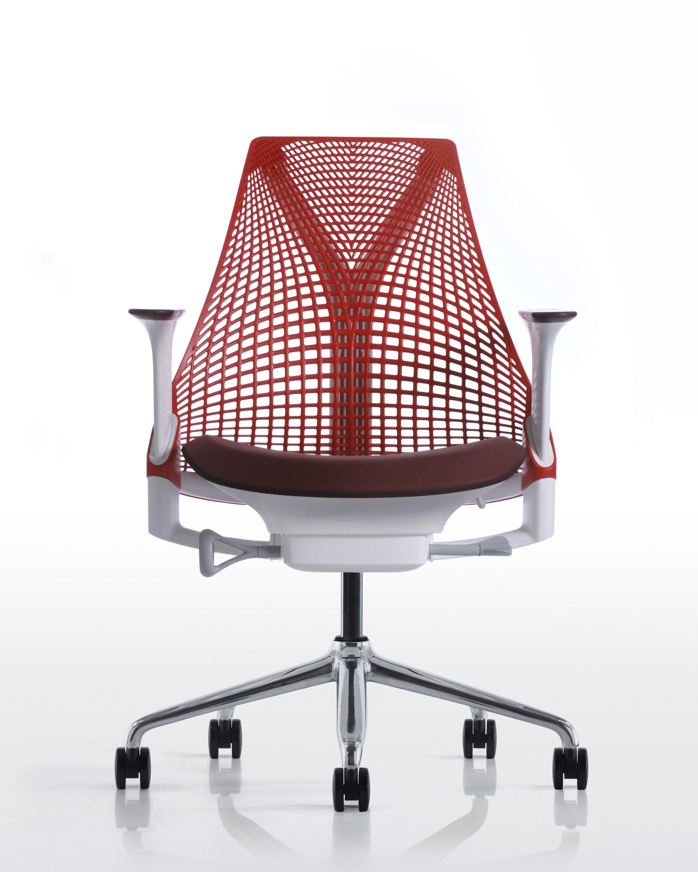 Yves Béhar's SAYL Chair for Herman Miller Office chair
