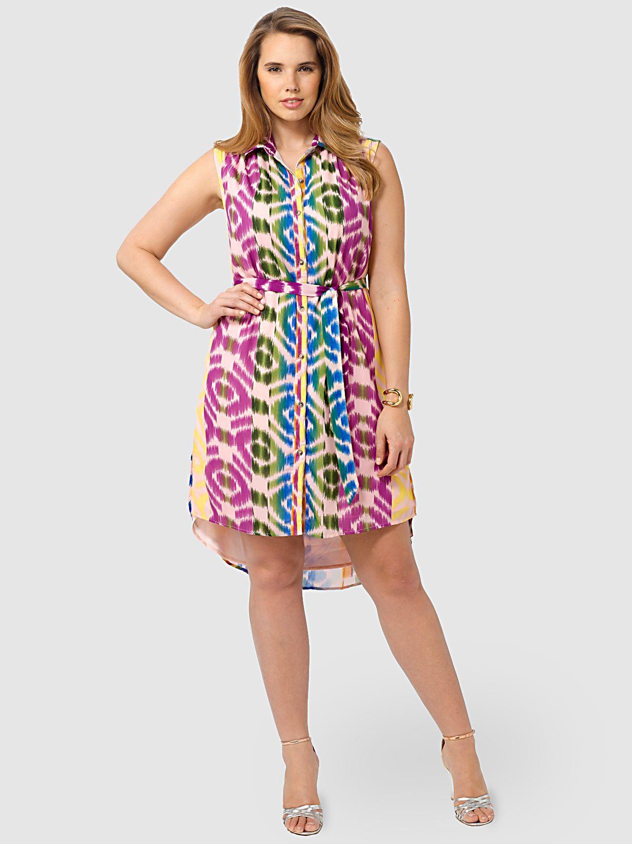 0d03c3e5852 Multi Color Bohemian Dress by Postcards