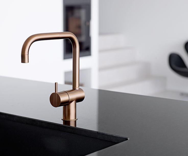 vola kv1 copper brass bronze google search balmain art dealers pinterest kitchens. Black Bedroom Furniture Sets. Home Design Ideas
