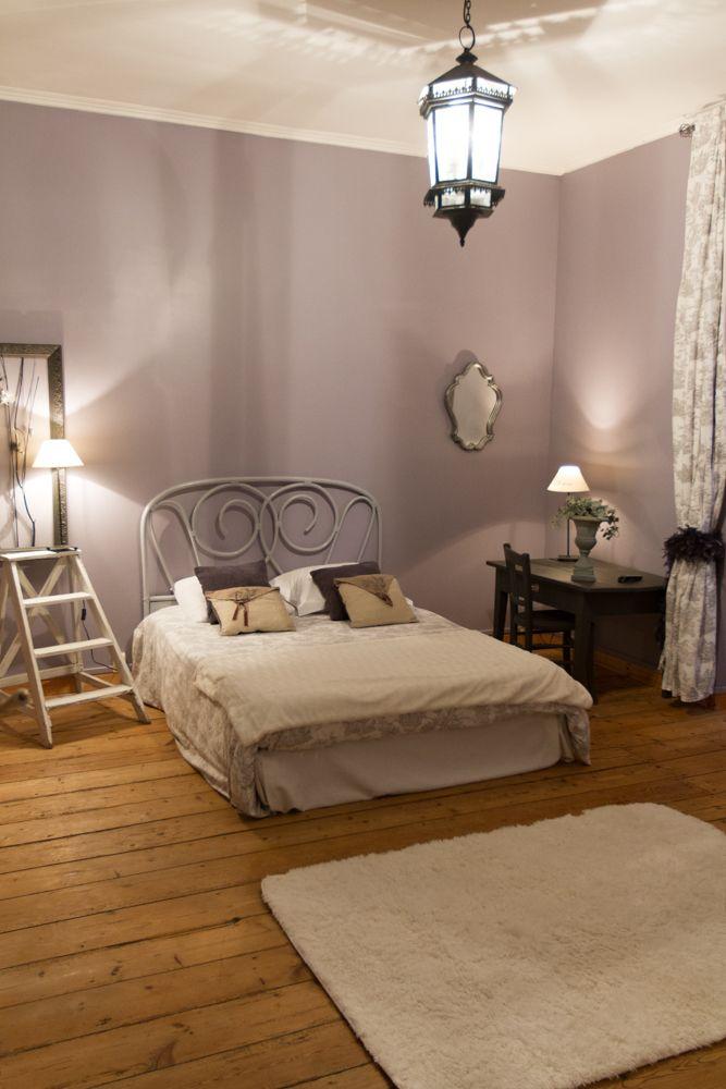 Nantes chambre parme au gre du hasard 2 chambre chambre chambre mansard e et deco chambre - Chambre mansardee ...