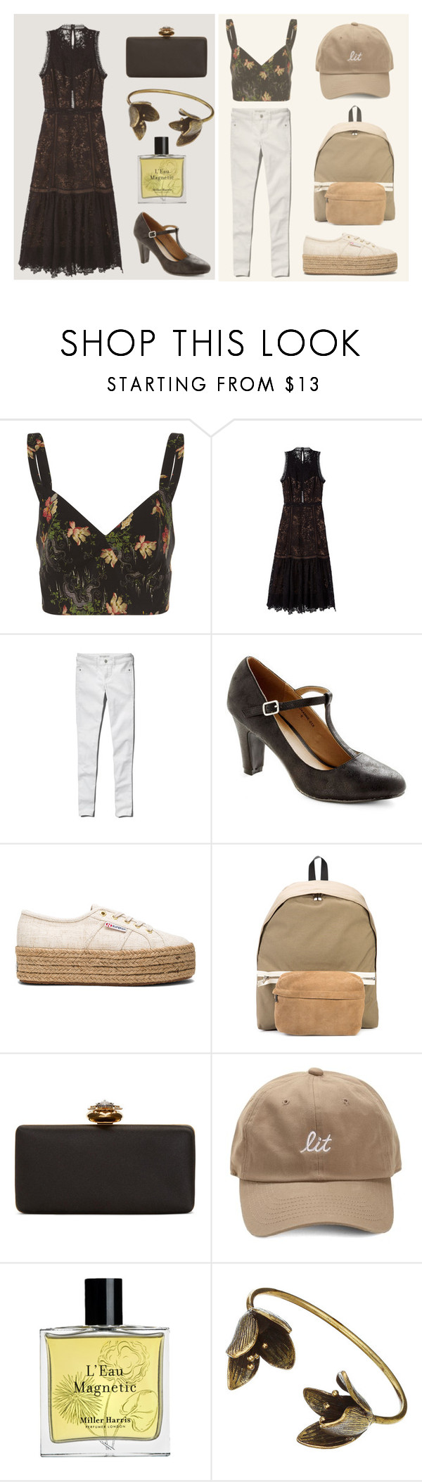 """SKAM 33 (Hikari Ai)"" by hikari-ai on Polyvore featuring мода, J.W. Anderson, Abercrombie & Fitch, Superga, Hender Scheme, Alexander McQueen и Miller Harris"