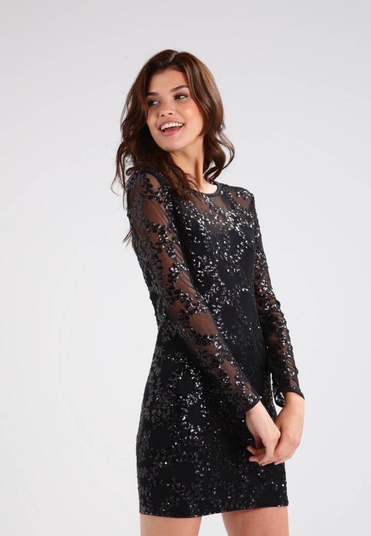 Ivyrevel. HALINA - Cocktailkleid/festliches Kleid - black ...