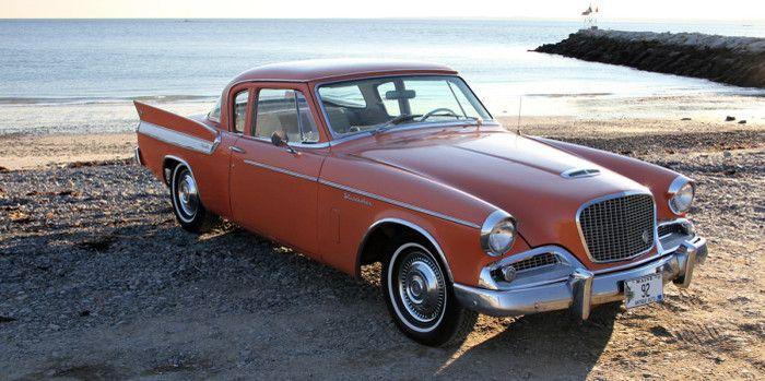 1961 Studebaker Hawk Studebaker Classic Cars Dream Cars